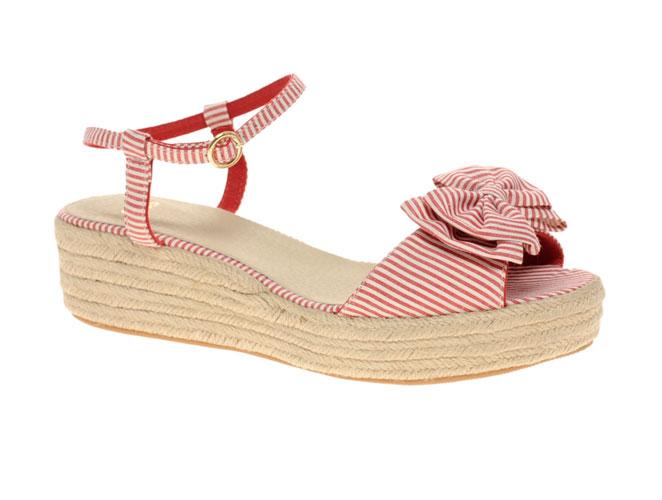 Zapatos esparto