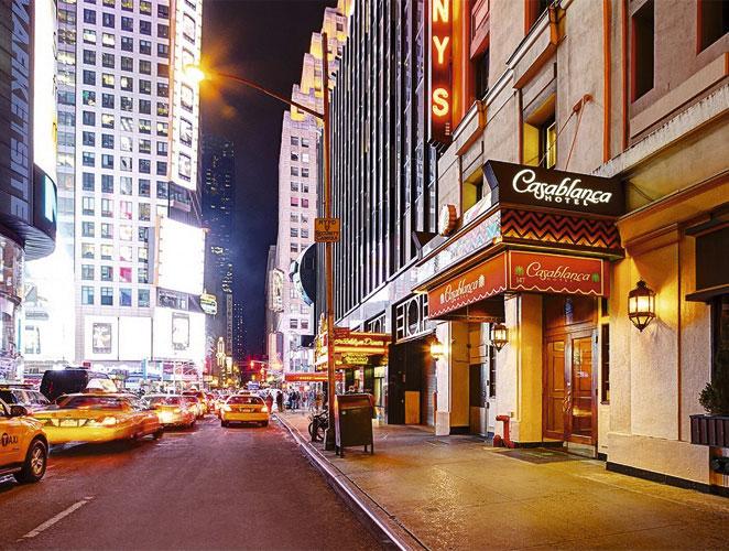 Hotel Casablanca en NY