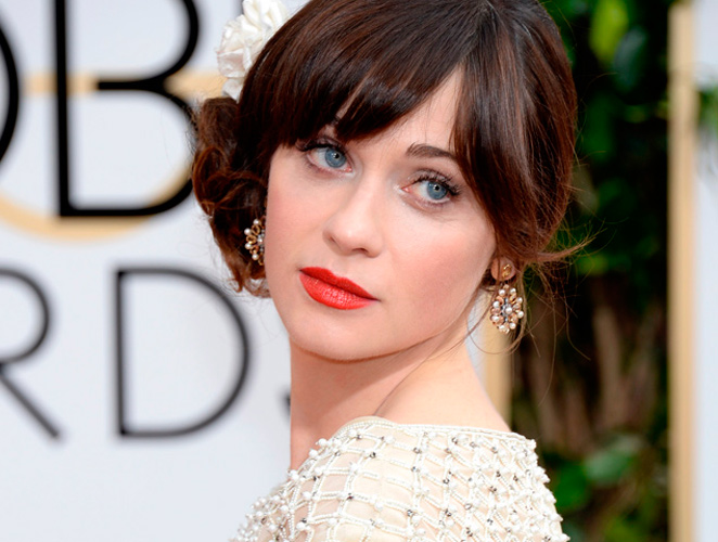 Zooey Deschanel Globos
